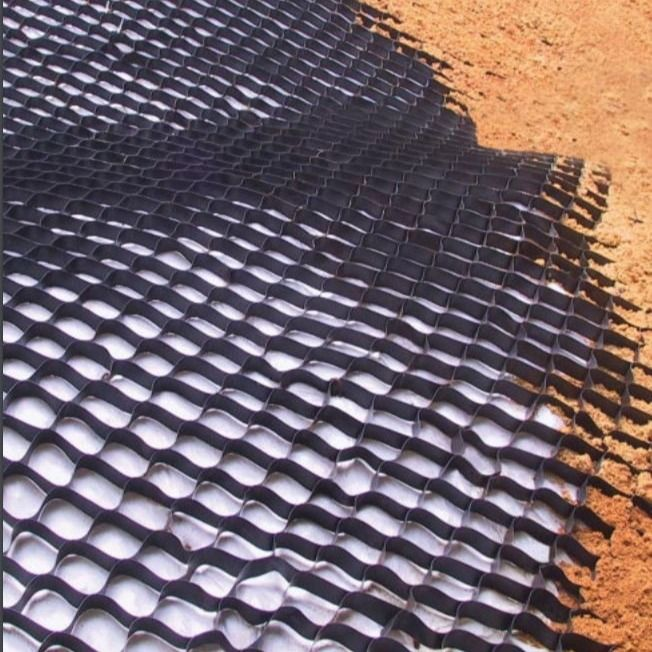 3D HDPE Geoweb Geocells For Erosion Control Slope Protection
